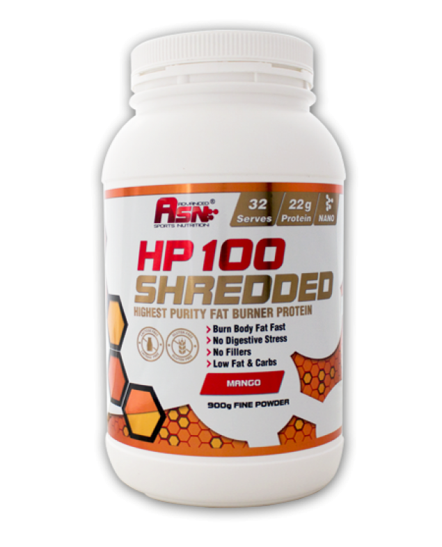 HP100 Shredded